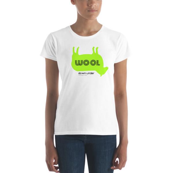 Wool Down Under Women's t-shirt