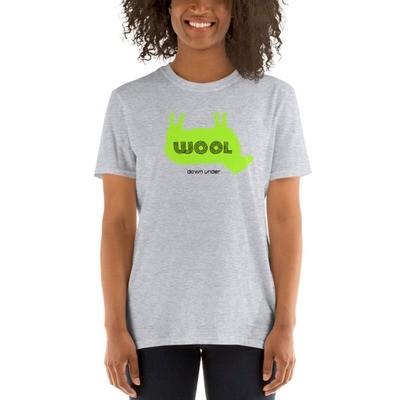 Wool Down Under Unisex T-Shirt