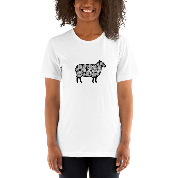Yarn Ball Sheep T-Shirt