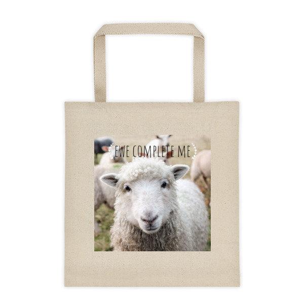 Ewe Tote bag
