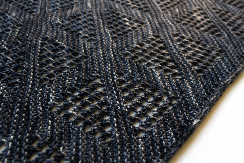 Hextile Wrap CHOICE Yarn base