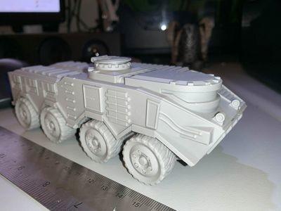 28mm Scale Type 404 APC