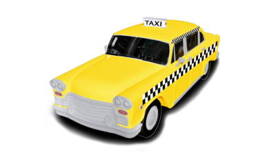 28mm Heroic Scaled Resin City Taxi