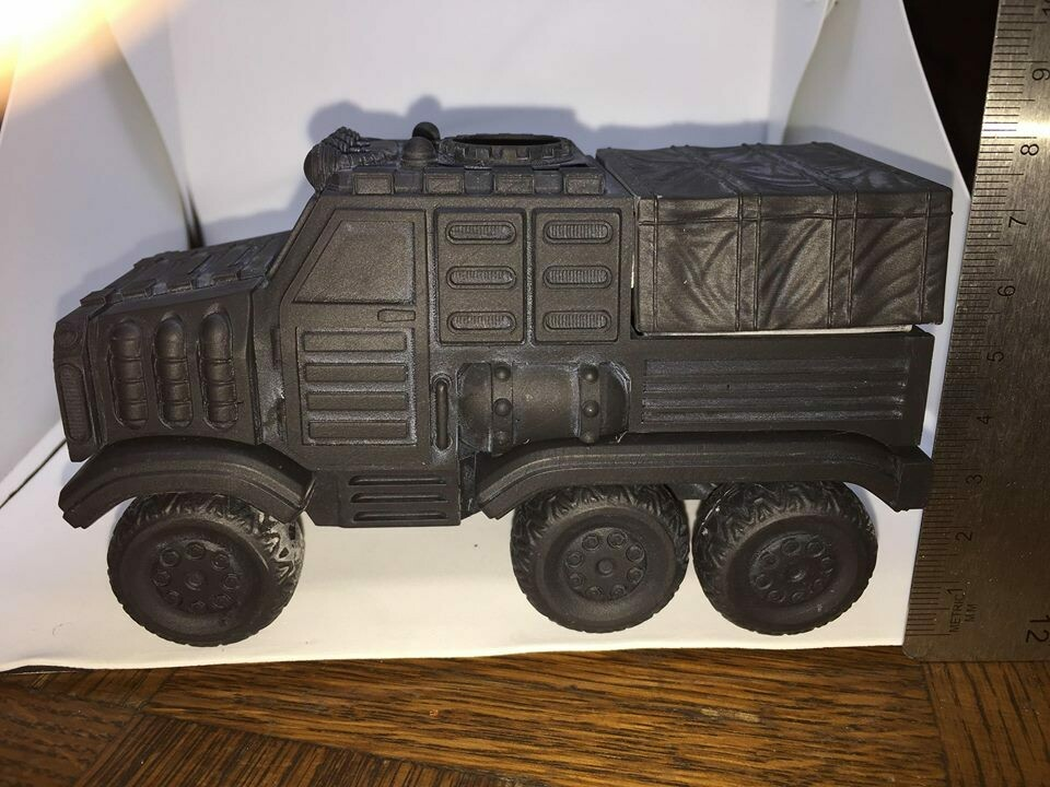 28mm Resin HAWG 6x6 Support Vehicle