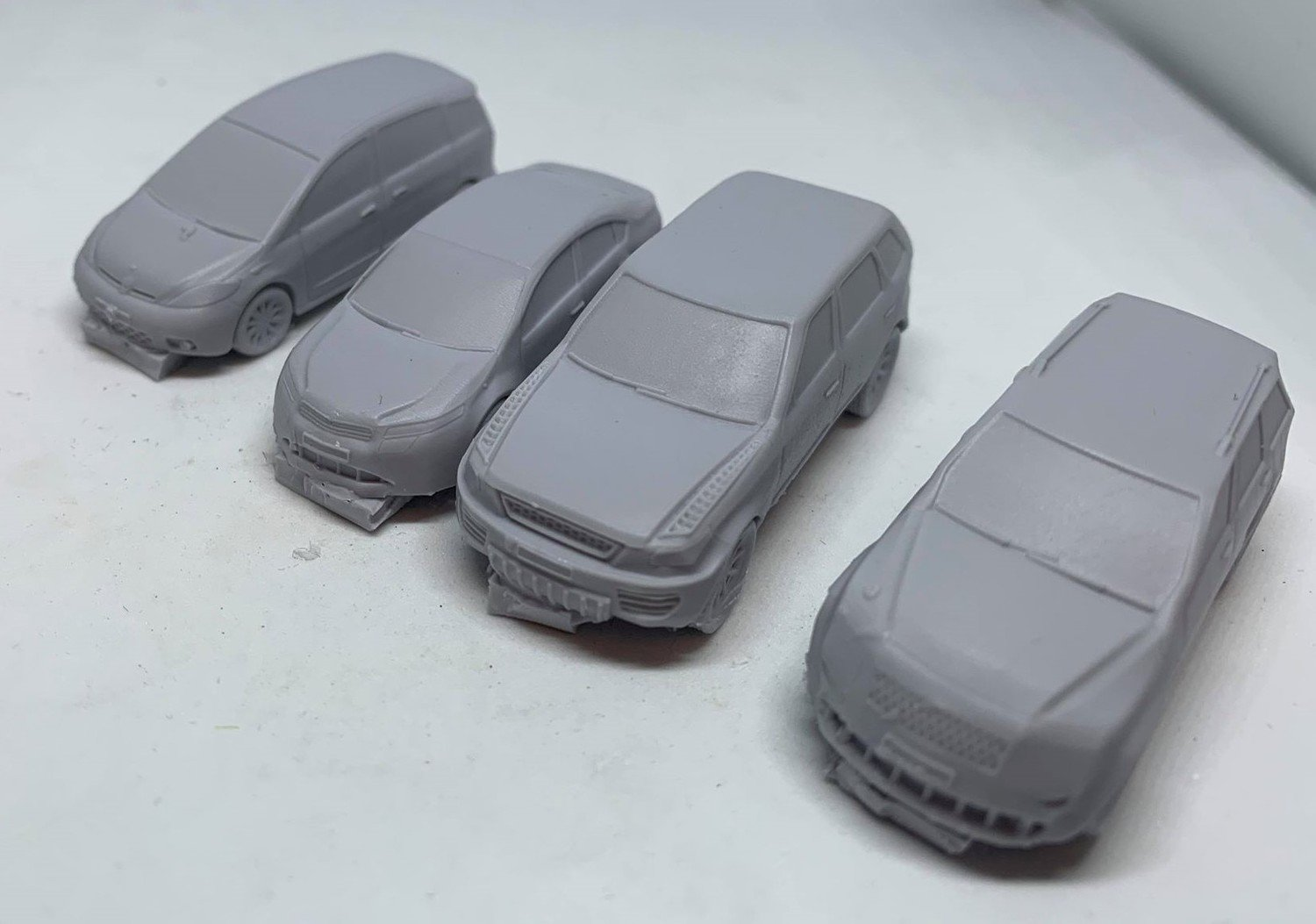 15mm Street Cars pack
