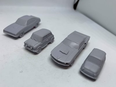 15mm Cars of the 80's