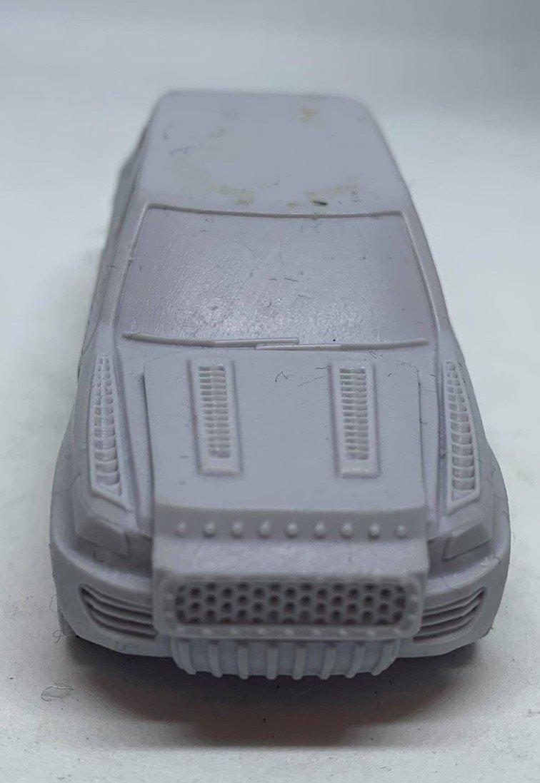 20mm Armoured Luxury 4x4