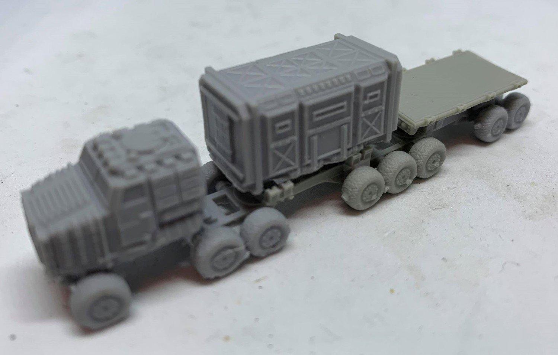 6-8mm Epically Scaled Goliath Land Train x 1