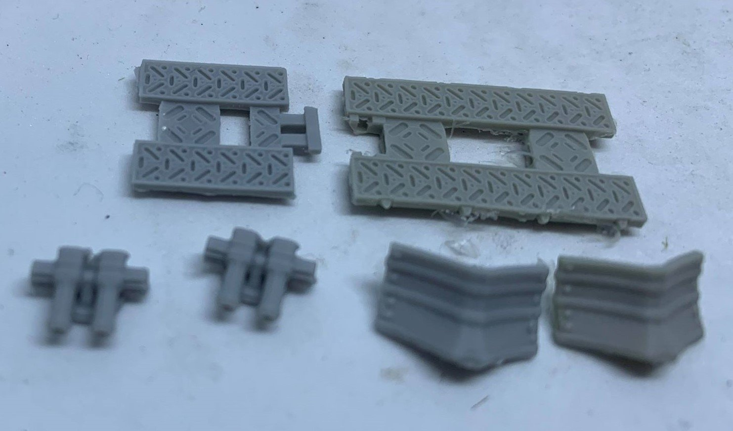 6-8mm Epically Scaled Goliath Upgrade Components