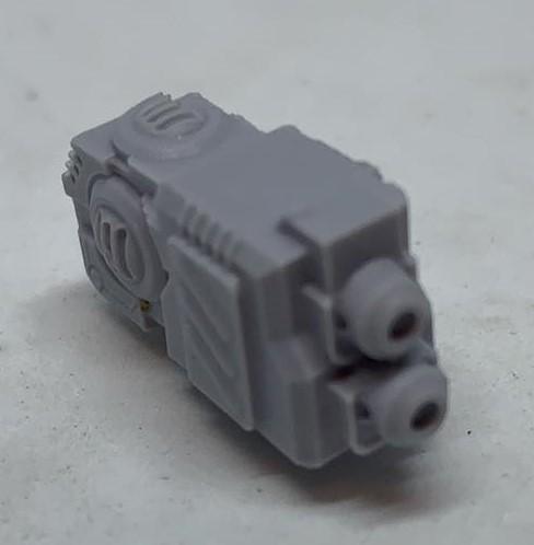 15mm Scaled Beamer / Hvy AC