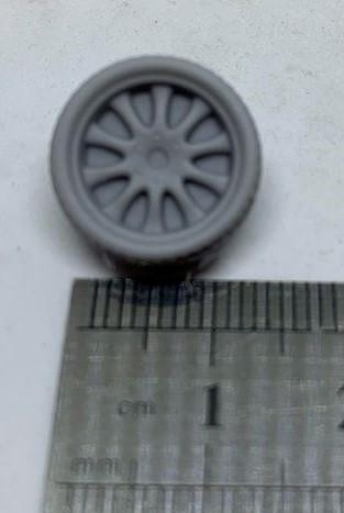 Resin wheels - Alloy 1