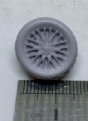 Resin wheels -  Alloy 2