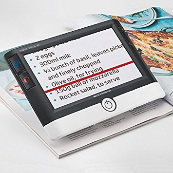 Visolux HD 7 inch digital magnifier