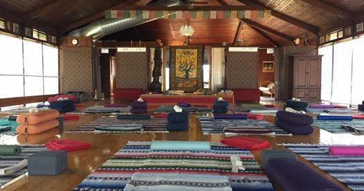 Restorative Yoga Workshop is on  May 4th
