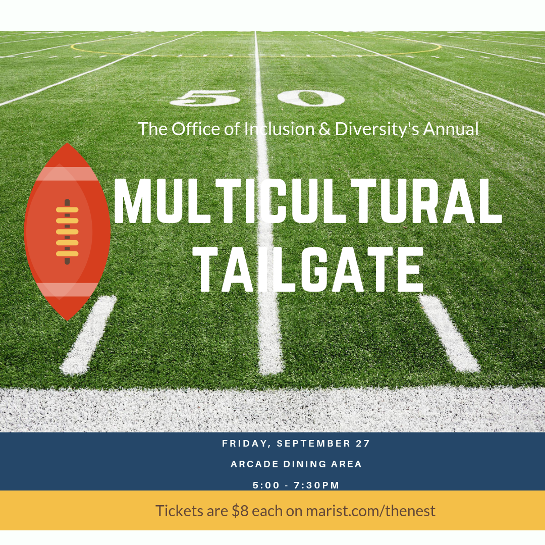 Multicultural Tailgate Party