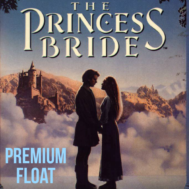 Veyo Pool Movie Night - The Princess Bride (Premium Float Seating)