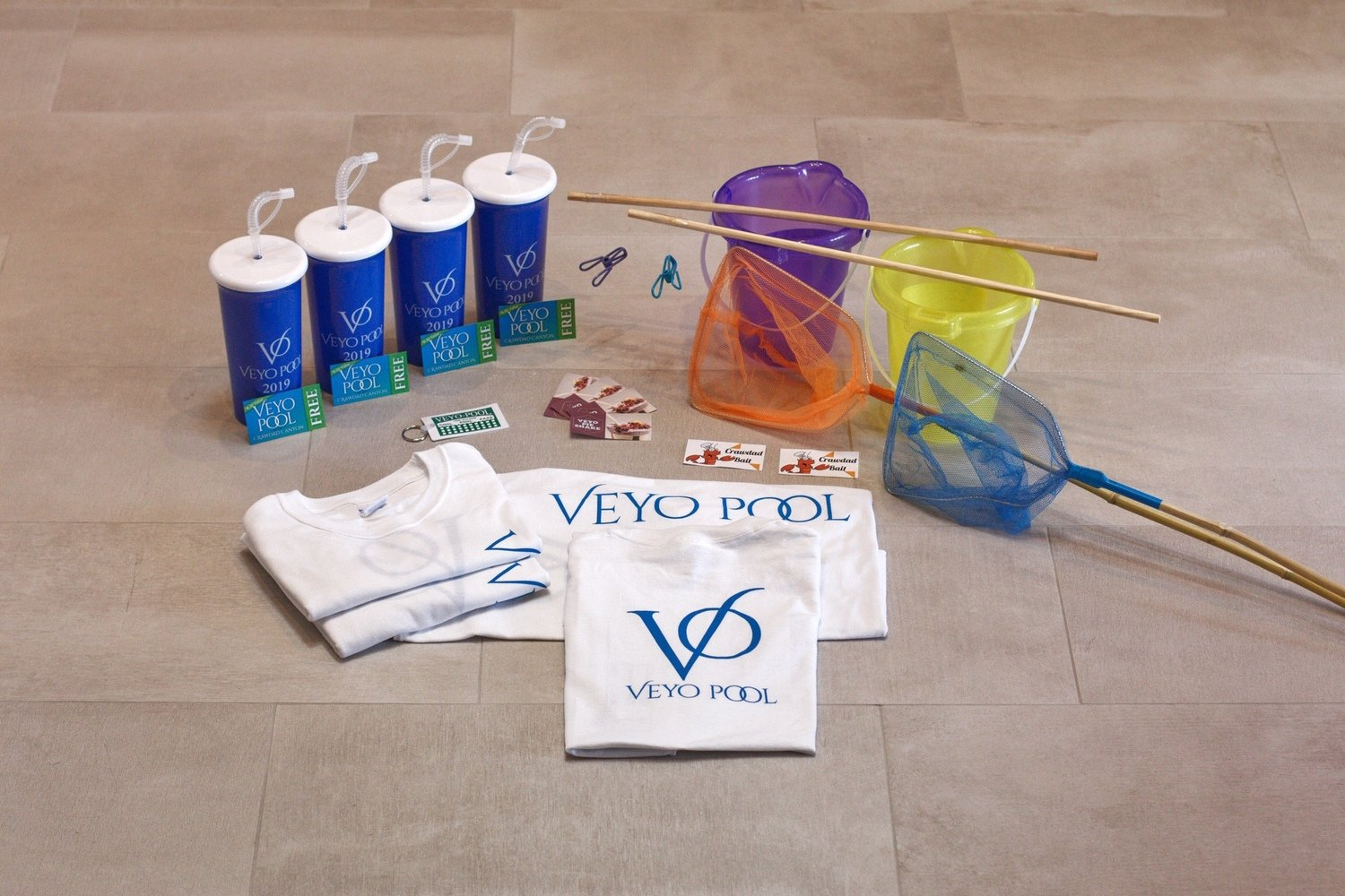 The Ultimate Veyo Pool Family Gift Package