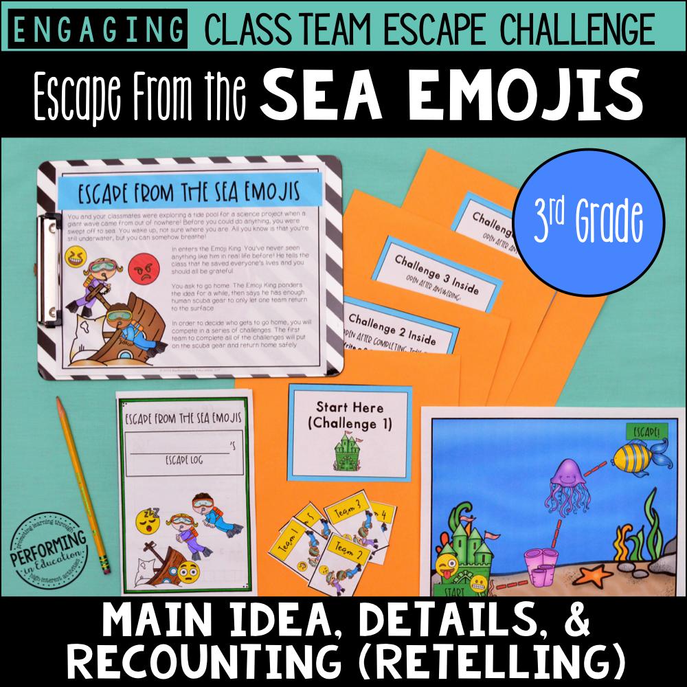 3rd Grade Main Idea 00015