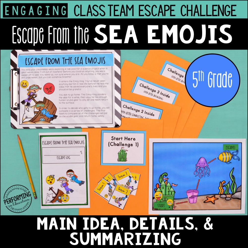 5th Grade Main Idea 00017