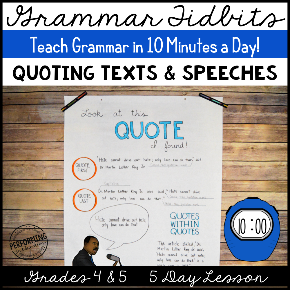 Quoting Texts and Speeches 00034