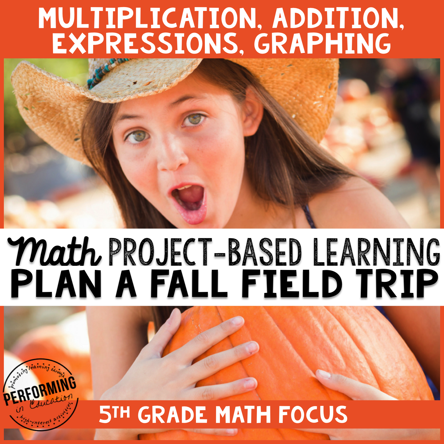 5th Grade Project-based Learning: Plan a Fall Field Trip 00042