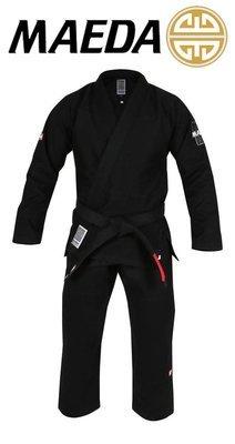 Maeda Red Label Jiu-Jitsu Gi (Black)
