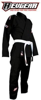 Revgear Adult Jiu-Jitsu Gi (Black)