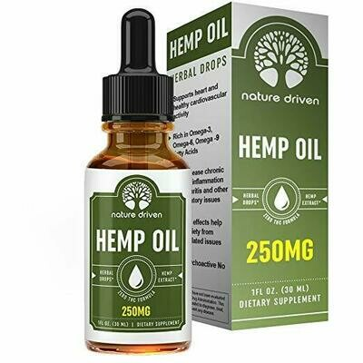 CBD Oil Extract (250 Mg)