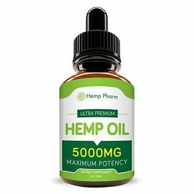 CBD Oil Extract (5000 MG)