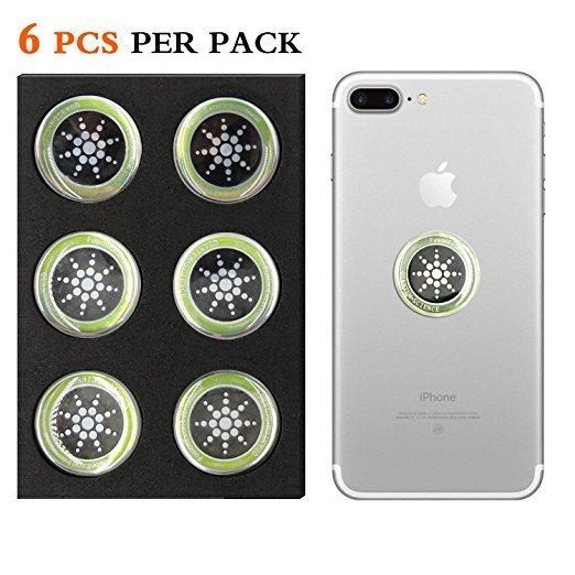 Cell Phone Radiation Protector Shield Sticker -The Best EMR/EMF Neutralizer