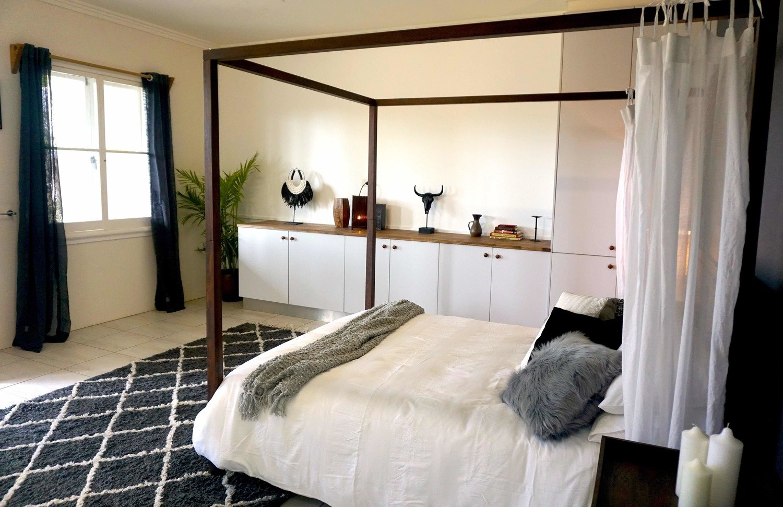 ---- Queen bed #1---- (2pax)