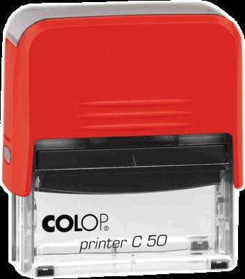 Штамп автоматический Colop 50 printer compact 69х30 мм