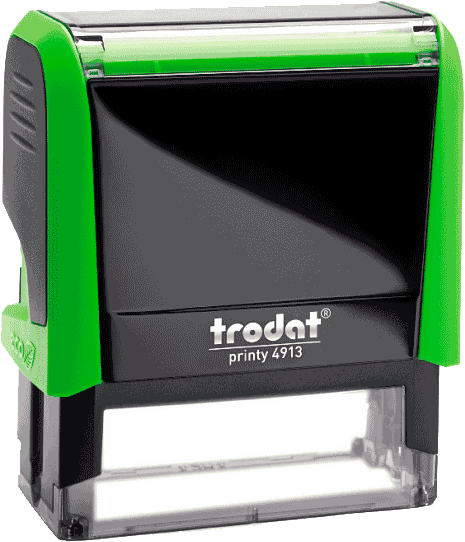 Штамп автоматический Trodat 4913 58х22 мм
