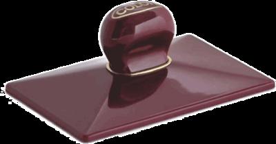 Штамп ручной V2 63х38 мм