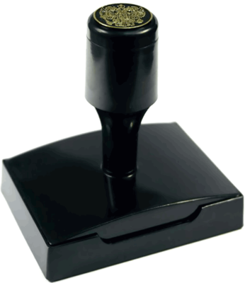 Штамп флэш (красконаполненный) ВР6646-КН, 66х46 мм