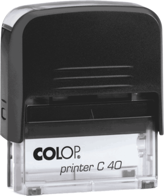 Штамп автоматический Colop Printer 40 59х23 мм