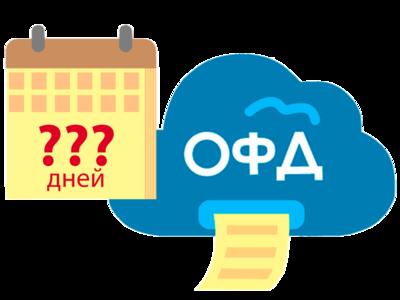 Код активации ОФД на любой срок