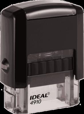Штамп автоматический Ideal 4910 26х9 мм