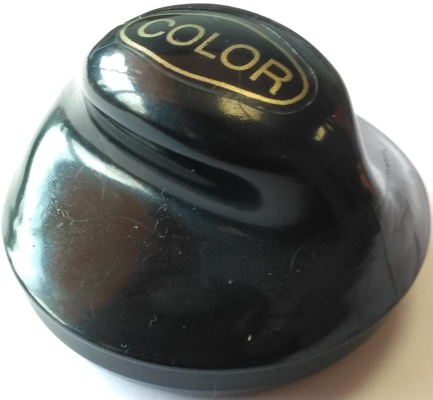 """Печать ручная """"Color"""" с крышкой 00021"""