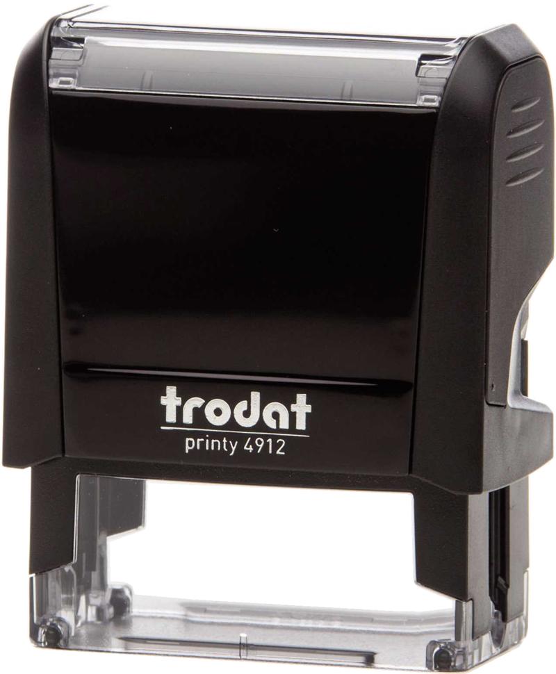Штамп автоматический Trodat 4912 47х18 мм 00053