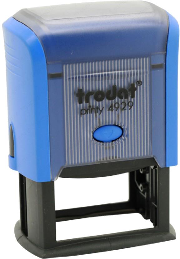 Штамп автоматический Trodat 4929 50х30 мм 00062