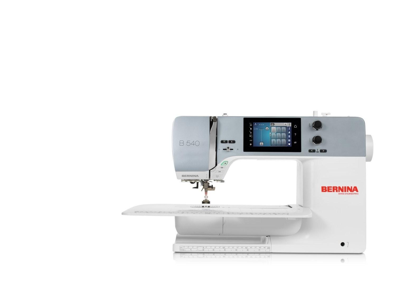 New Model - Bernina 540