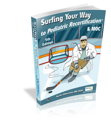 Surfing your Way to Pediatric Recertification 5th Edition [2016] 978-1-60743-539-6