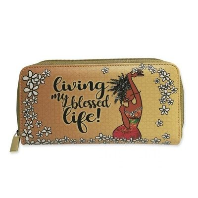 Women's Wallet (Living My Blessed Life)