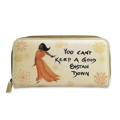 Women's Wallet (You Can't Keep a Good Sista Down)