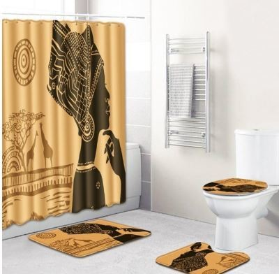 Silent Thought 4-piece Bathroom Set