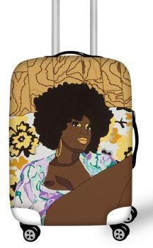Luggage Cover (Afro Chill)