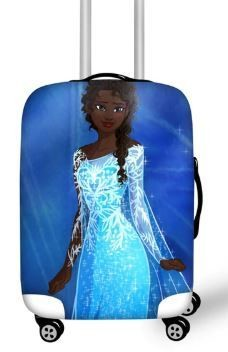 Luggage Cover (Fairytale Princess)