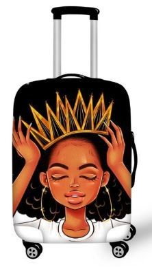 Luggage Cover (Crowning Glory)