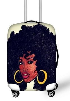 Luggage Cover (Bold and Beautiful)